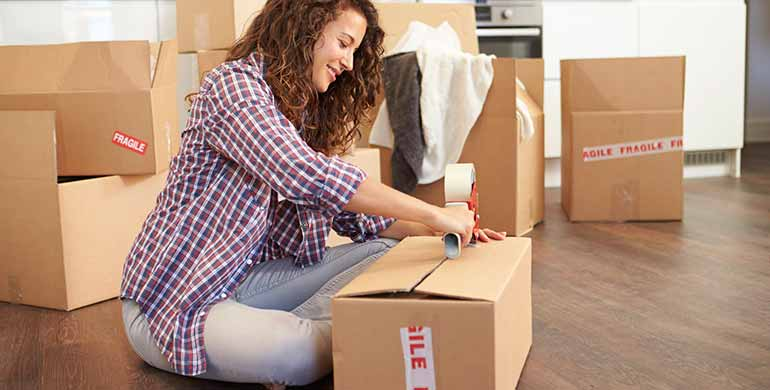 Tips On Packing During Moving Process